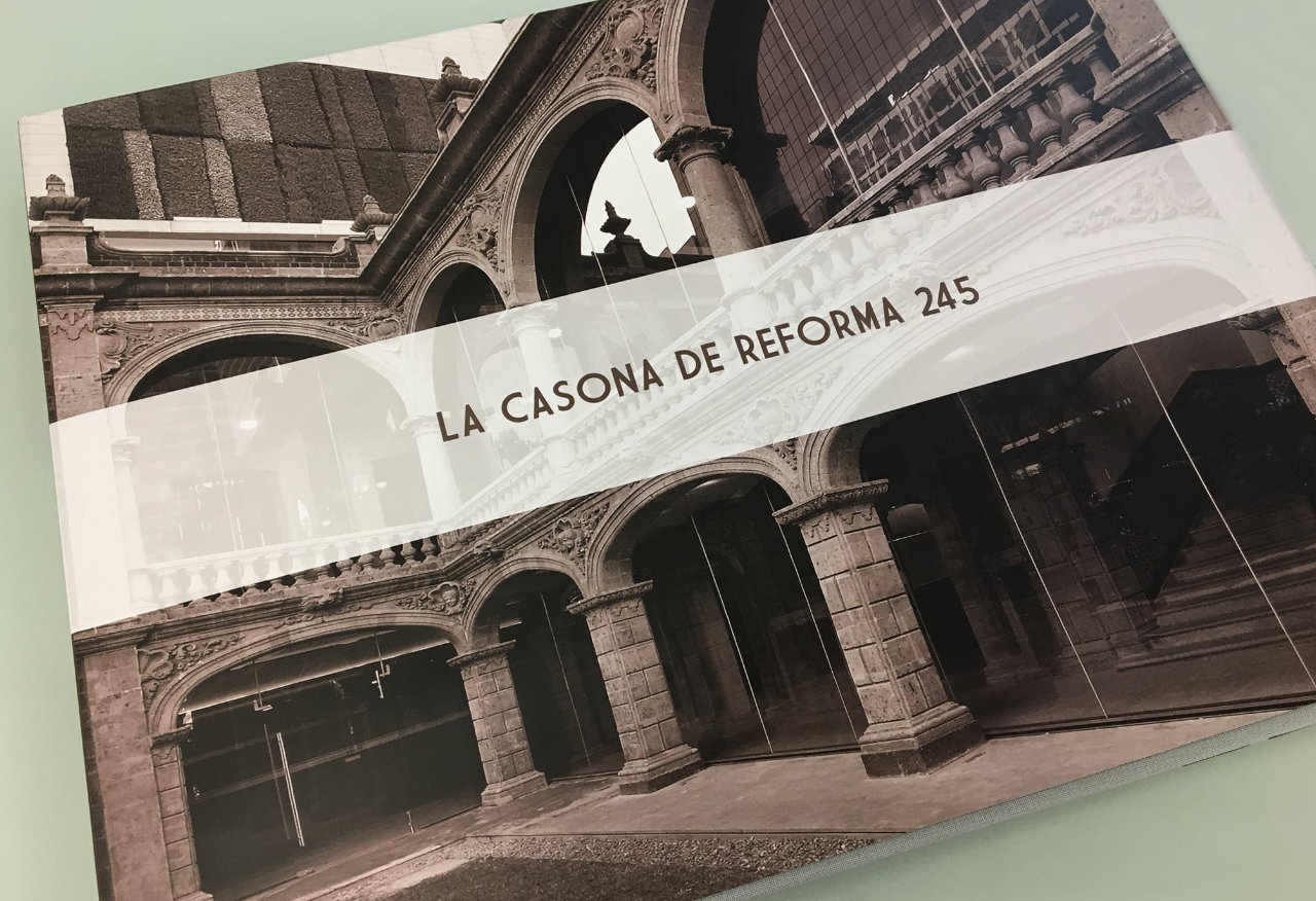 LA CASONA DE REFORMA 245